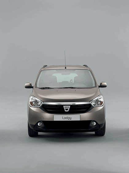 2012 Dacia Lodgy 5