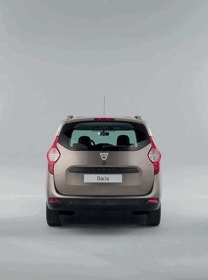 2012 Dacia Lodgy 6