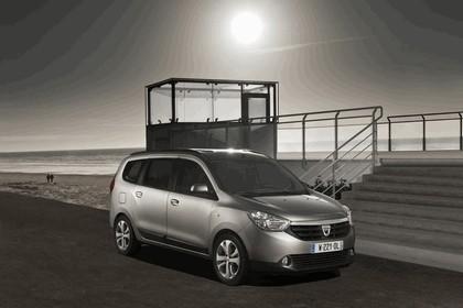 2012 Dacia Lodgy 7