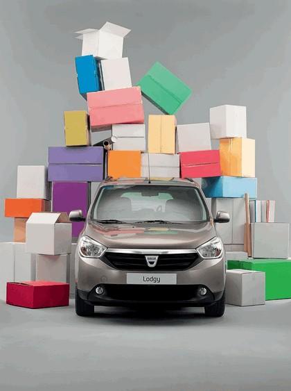 2012 Dacia Lodgy 13
