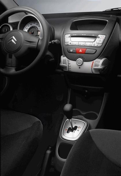 2012 Citroen C1 3-door 36