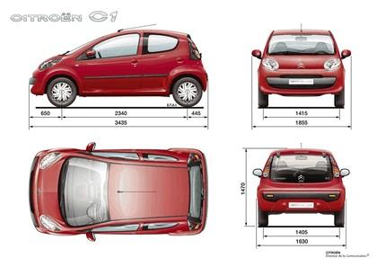 2012 Citroen C1 5-door 88