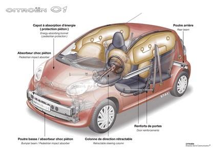 2012 Citroen C1 5-door 93