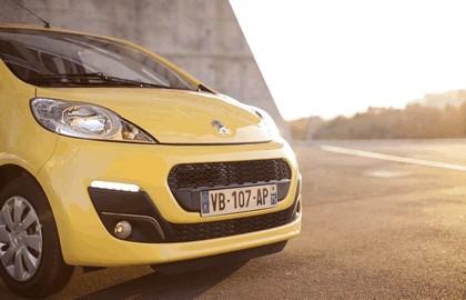 2012 Peugeot 107 3-door 3