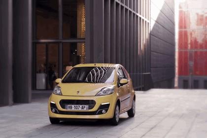 2012 Peugeot 107 3-door 4