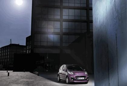 2012 Peugeot 107 5-door 3
