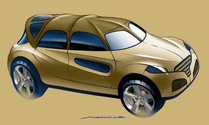 2006 Hyundai HCD-10 Hellion concept 21
