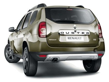 2010 Renault Duster 12
