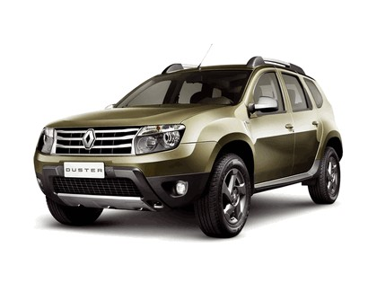 2010 Renault Duster 14