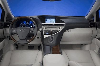2012 Lexus RX 350 17