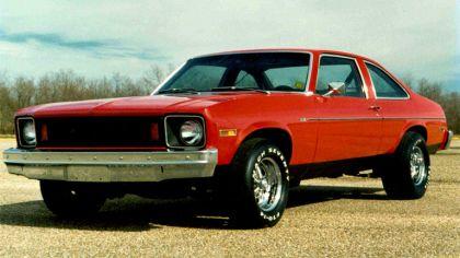 1975 Chevrolet Nova coupé 6