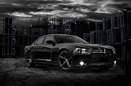 2012 Dodge Charger Blacktop 1