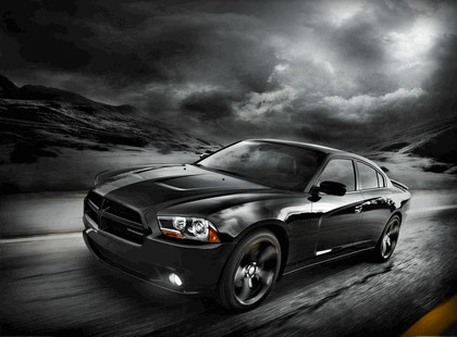 2012 Dodge Charger Blacktop 3