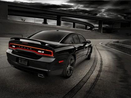 2012 Dodge Charger Blacktop 5