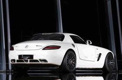 2012 Mercedes-Benz SLS AMG by Inden Design 2
