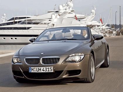2006 BMW M6 convertible 1