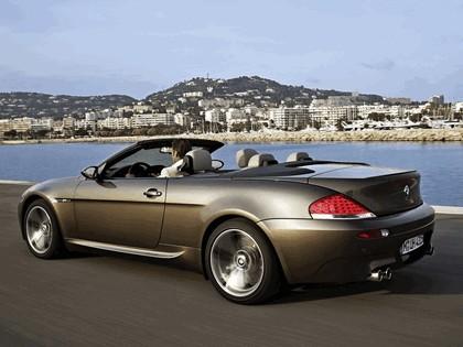 2006 BMW M6 convertible 3