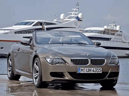 2006 BMW M6 convertible 4
