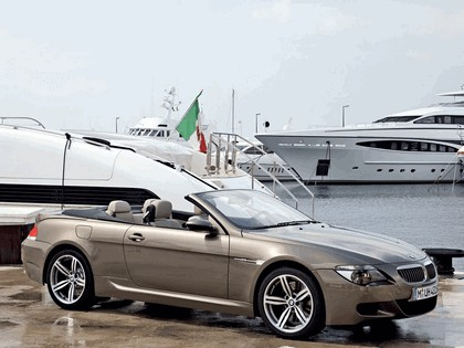 2006 BMW M6 convertible 5