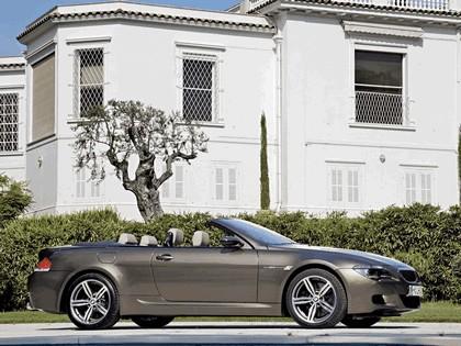 2006 BMW M6 convertible 10