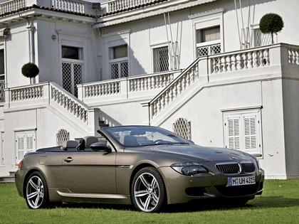 2006 BMW M6 convertible 11