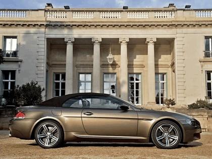 2006 BMW M6 convertible 17