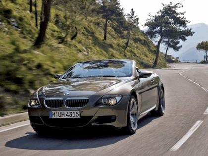 2006 BMW M6 convertible 20