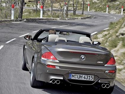 2006 BMW M6 convertible 28