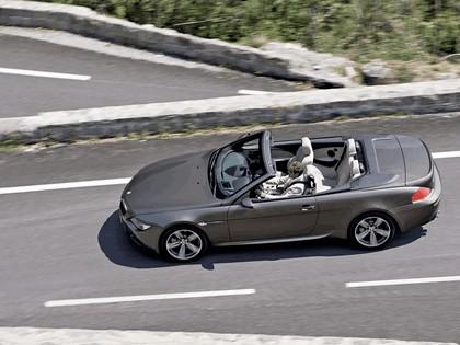 2006 BMW M6 convertible 29