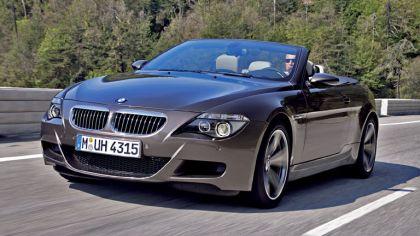 2006 BMW M6 convertible 9