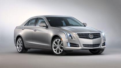 2012 Cadillac ATS 4