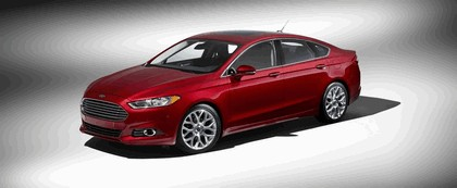 2012 Ford Fusion 1