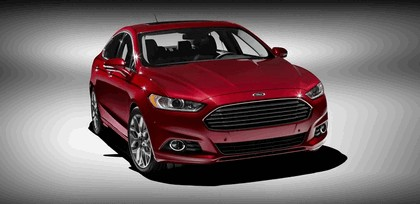 2012 Ford Fusion 3