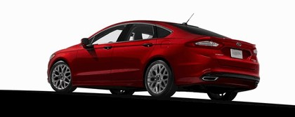 2012 Ford Fusion 5