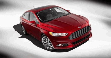 2012 Ford Fusion 7