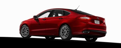 2012 Ford Fusion 8