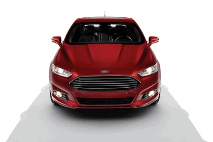 2012 Ford Fusion 9