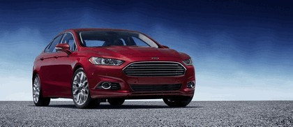 2012 Ford Fusion 12
