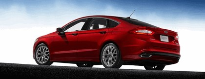 2012 Ford Fusion 15