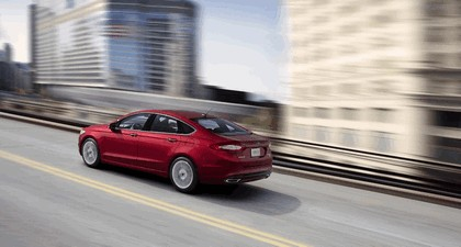 2012 Ford Fusion 17