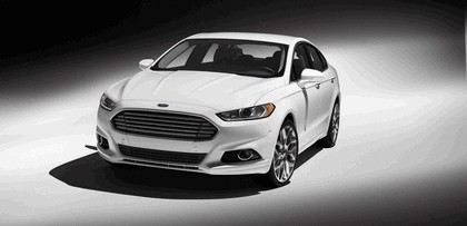 2012 Ford Fusion 24