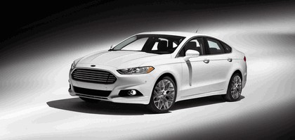 2012 Ford Fusion 25