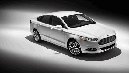 2012 Ford Fusion 26
