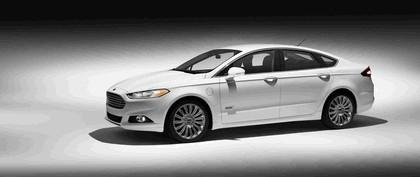 2012 Ford Fusion Energi 1