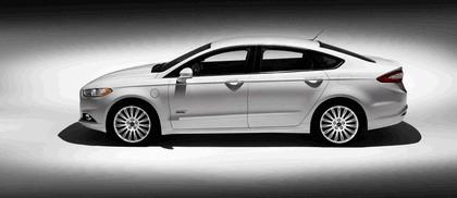 2012 Ford Fusion Energi 2