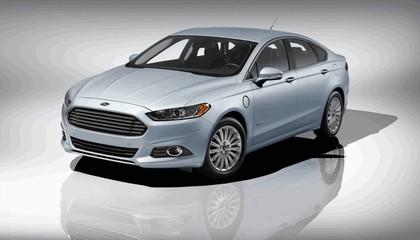 2012 Ford Fusion Energi 4