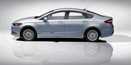 2012 Ford Fusion Energi 5