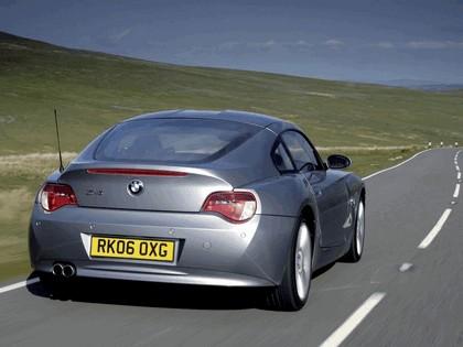 2006 BMW Z4 coupé 3.0si SE UK version 4