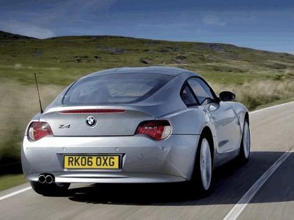 2006 BMW Z4 coupé 3.0si SE UK version 5