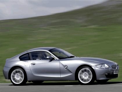 2006 BMW Z4 coupé 3.0si SE UK version 8